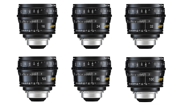 Zeiss Ultra Prime set PL