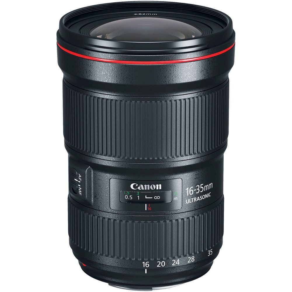 Canon 16-35mm f/4.0 L EF IS USM