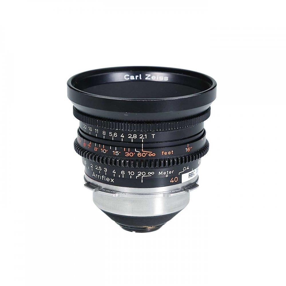 Zeiss Standard 40mm T2 PL
