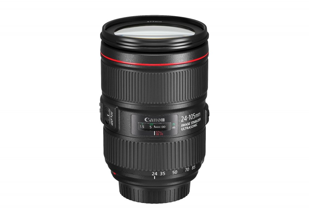 Canon 24-105mm f/4.0 L IS USM EF