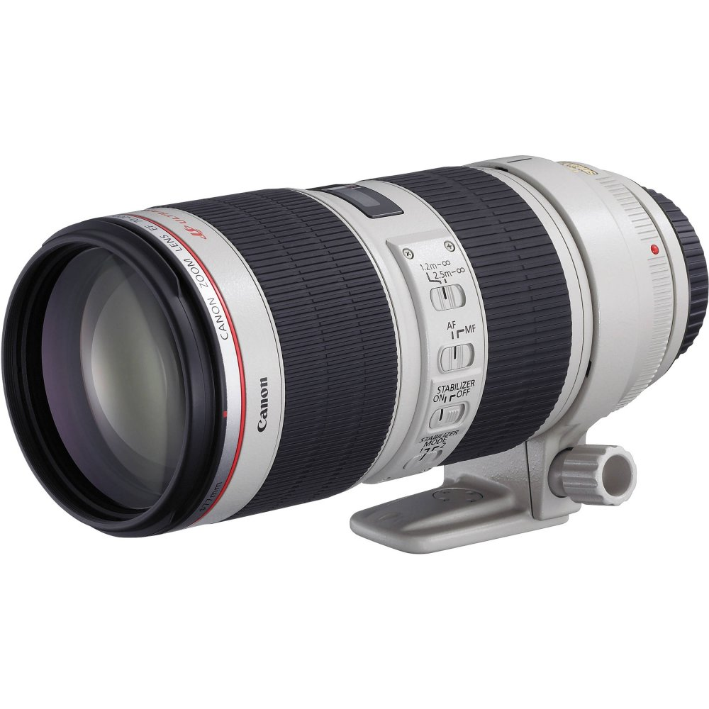 Canon 70-200mm f/2.8 L IS II USM EF